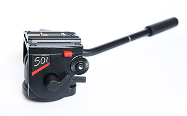 Trépied Manfrotto 501