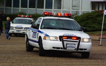 Ford Crown Victoria Police Interceptor NYPD