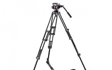 Trépied Manfrotto MVH502A