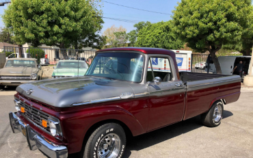 PICK UP FORD F100 1963