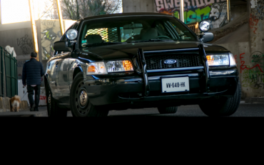 Ford Crown Victoria Police Interceptor \